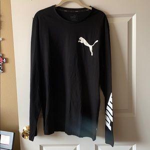 NWOT Puma Long Sleeve T-shirt